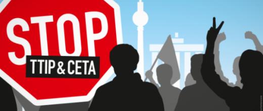 #stopTTIP a Como incontro con Tiziana Beghin