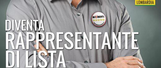 Il M5S cerca rappresentanti di lista per il referendum costituzionale 4 dicembre