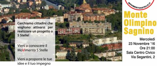 #como2017 – Sagnino, Monte Olimpino, Tavernola