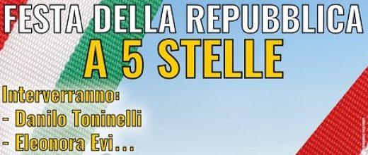 Festa della Repubblica a 5 Stelle: il programma